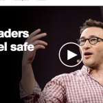 TED Talk: Simon Sinek: Why good leaders make you feel safe